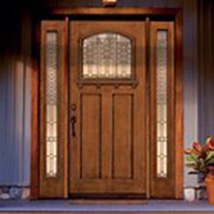 Jeldwen Door wood