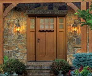 Thermatru Door wood