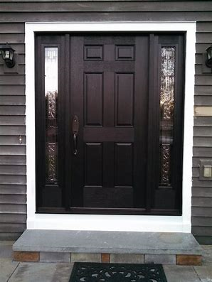Thermatru Door black